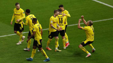 Dortmund holt den DFB-Pokal