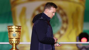 Nichts wars mit dem Pokal-Sieg zum Abschluss: Kritiker feuern gegen Nagelsmann.