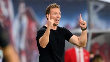 Julian Nagelsmann war bei seiner Leipzig-Rückkehr erfolgreich