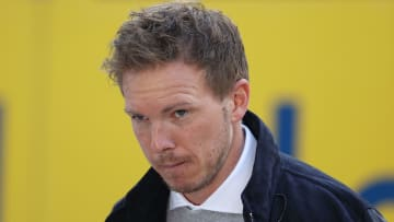 Nagelsmann has denied any contact with Bayern Munich
