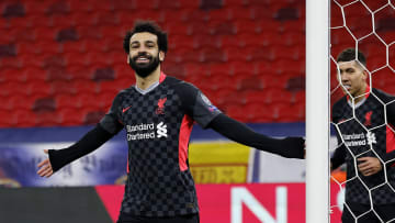 Real Madrid are reportedly interested in signing Liverpool's Mohamed Salah