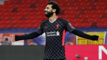 Mohamed Salah is looking forward to facing Real Madrid
