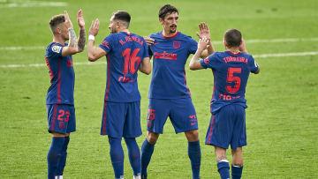 Kieran Trippier, Hector Herrera, Stefan Savic, Lucas Torreira