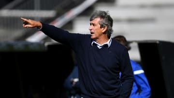 Pellegrini could be heading back to the Premier League