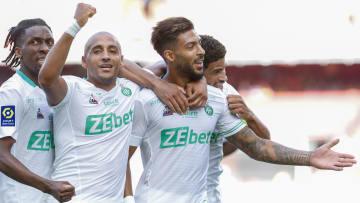 L'AS Saint-Étienne tentera de se relancer face à la lanterne rouge de la Ligue 1.