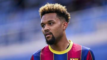 Konrad de la Fuente has featured regularly for the Barcelona B team this season