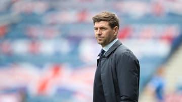 It's been a wonderful season for Steven Gerrard