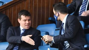 Rangers sporting director Ross Wilson spoke exclusively with 90min