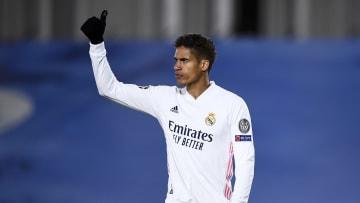 Raphael Varane has said goodbye to Real Madrid