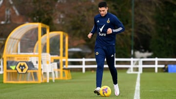 Raul Jimenez continúa su rehabilitación con el Wolverhampton