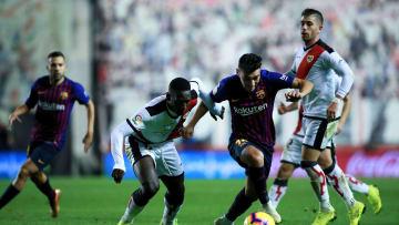 Rayo Vallecano vs FC Barcelona