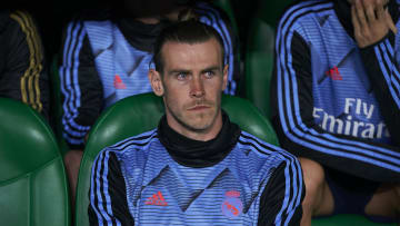 Gareth Bale has ruled out a move to MLS