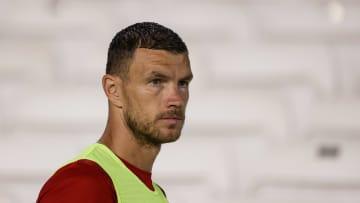 Edin Dzeko passa all'Inter