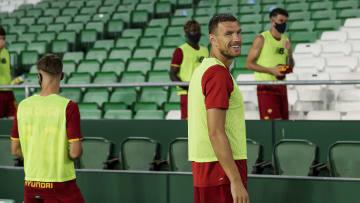 Real Betis Sevilla v AS Roma - Club Friendly