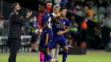 El Real Madrid trata de hacer una transición sin perder de vista el corto plazo
