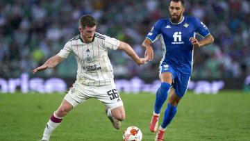 Betis e Celtic fizeram jogo de sete gols na Espanha