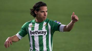 El jugador Diego Lainez.