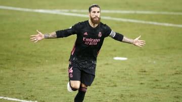 Sergio Ramos a donné la victoire sur pénalty en toute fin de rencontre