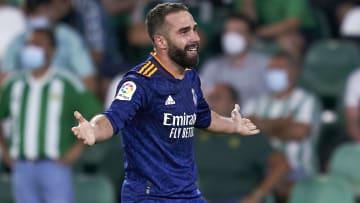 El Real Madrid está invicto en La Liga