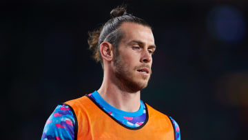 The injury curse has struck Gareth Bale once more