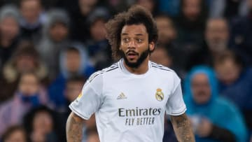 Marcelo is ruled out of Saturday's clash with Real Betis