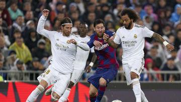 Lionel Messi, Sergio Ramos, Marcelo Vieira