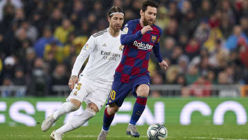 Leo Messi y Sergio Ramo, agentes libres