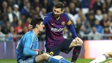Courtois und Messi stehen beim La Liga POTM zur Wahl