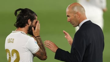 Zinedine Zidane, Isco