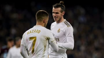 Real are happy for Hazard and Bale to move on