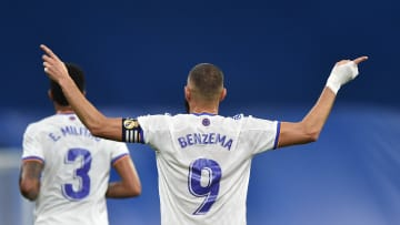 Karim Benzema prepared for Real Madrid's Champions League trip to Inter with a hat-trick against Celta Vigo on Sunday