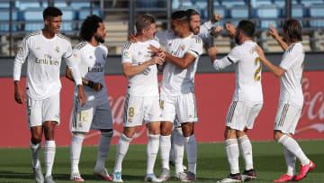 Le Real Madrid s'était imposé 3-1 à l'aller