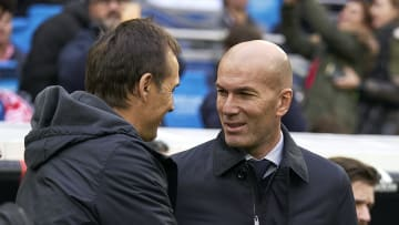 Lopetegui y Zidane se vuelven a enfrentar