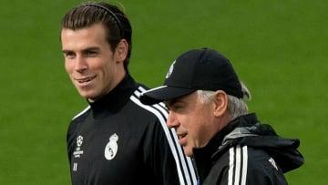 Bale fue el fichaje estrella de Carlo Ancelotti