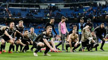 Real Madrid v Ajax - UEFA Champions League