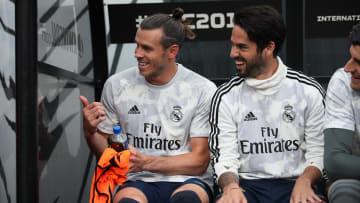 Bale e Isco finalizan contrato el próximo verano