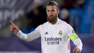 Sergio Ramos looks to be on his way out of Real Madrid this summer