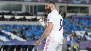 Karim Benzema continue d'impressionner avec le Real Madrid.