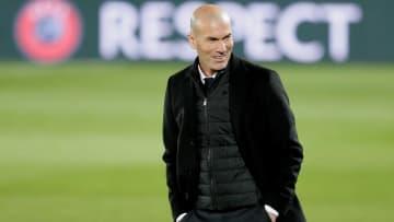 Zinédine Zidane peut avoir le sourire avant les quarts de finale de la Ligue des Champions.