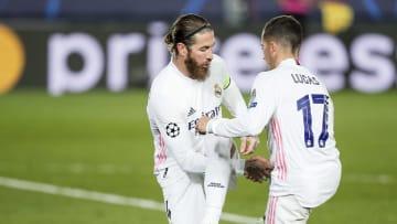 Real Madrid v Atalanta Bergamo - UEFA Champions League