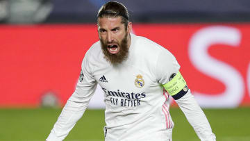 Ramos left Real earlier this summer