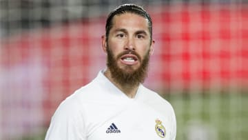 Sergio Ramos looks set for a move to the French capital