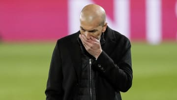There's no guarantee Zinedine Zidane will remain at Real Madrid