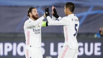 Un Madrid sin Ramos ni Varane