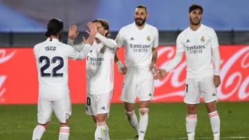 Real Madrid take on Eibar on Saturday night