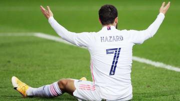 Eden Hazard a raté une occasion de se montrer ce soir face à Bilbao.