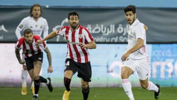 Madrid plays it in San Mamés