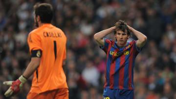 Lionel Messi, Iker Casillas