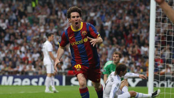 Lionel Messi's wondergoal cut through the Real backline