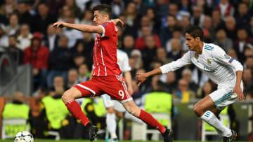 El Madrid, posible destino para Lewandowski